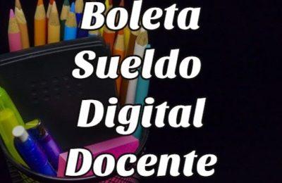Cómo Descargar el Recibo de Sueldo Digital Docente