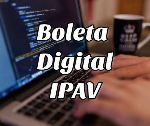 Descargar o sacar el Recibo de sueldo Digital IPAV