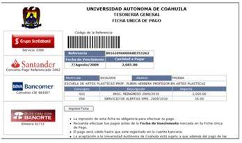 boleta de pago UADEC 7