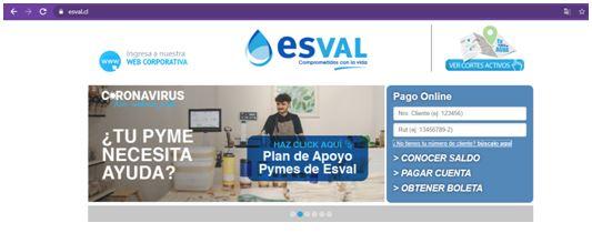 boleta Esval 1