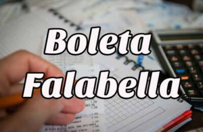 boleta falabella