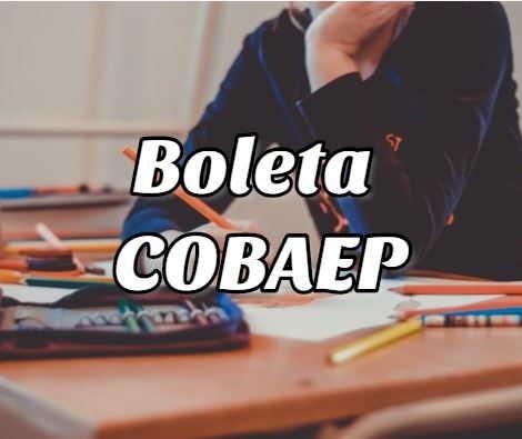 boletas calificaciones COBAEP