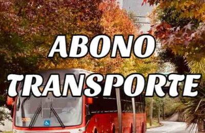 caduca abono transporte
