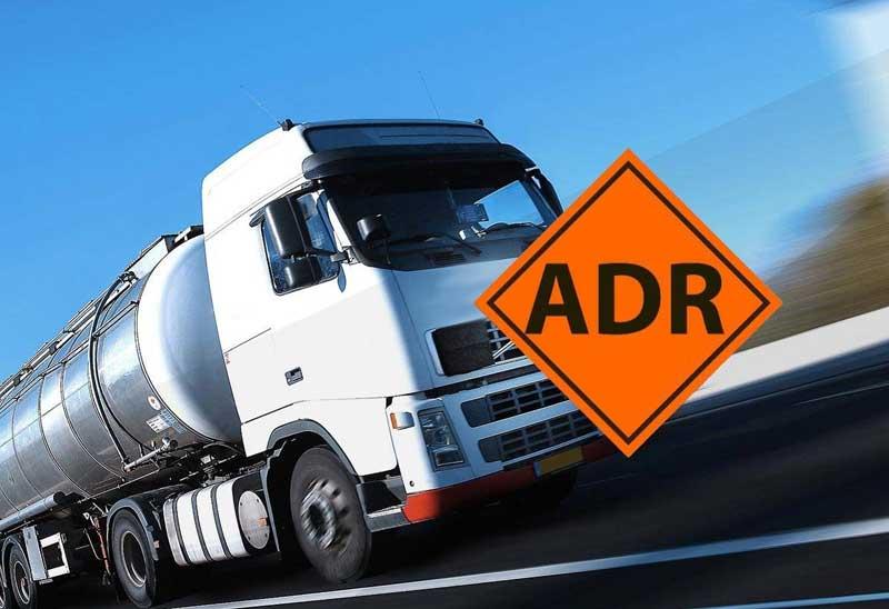 Cómo afecta el ROTT al transporte de mercancías peligrosas por carretera - GesInFlot