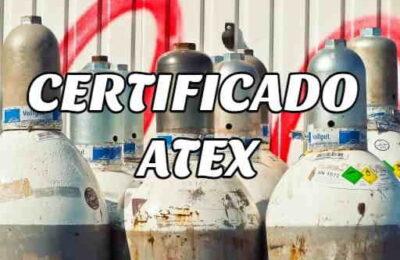 sacar certificado atex