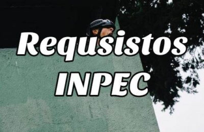 requisitos inpec