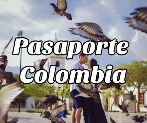 sacar pasaporte colombia 1